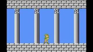 Zelda II Log 2 - Parapa Palace