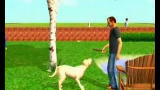 Thumb La Oreja de Van Gogh canta en Simlish en Los Sims 2: Mascotas