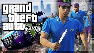 GTA 5 Online - Stank Worker's Crazy Adventure! (GTA 5 Skits & Funny Moments)