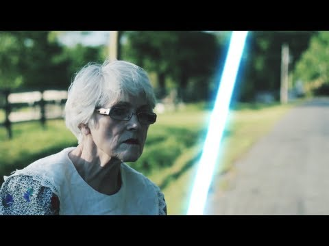 Jedi Grandma