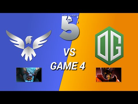 OG vs Wings Game 4 - The Summit 5 Grand Finals