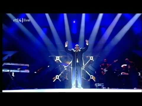 R. Kelly - When A Woman Loves [live  X-factor In The Netherlands] video