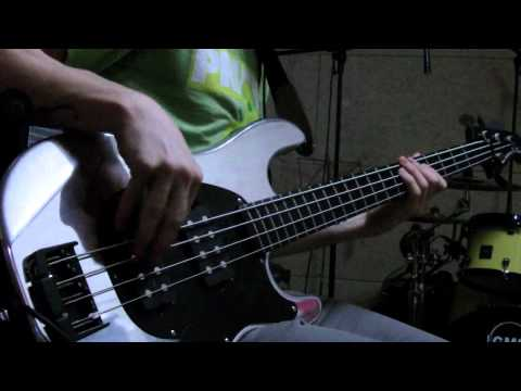 Hocus Pocus - I Wanna Know [Bass Cover]