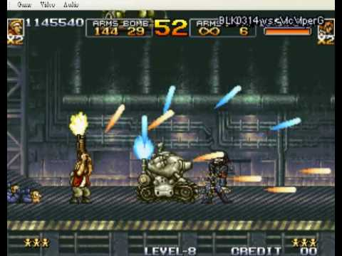 Misc Computer Games - Metal Slug 3 - Mission 2