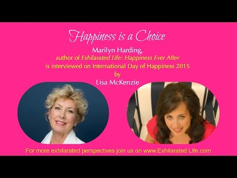 Exhilarated Life - Marilyn Harding Interview
