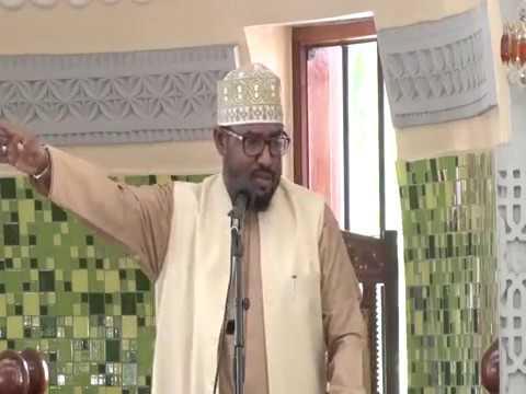 Niliofunzwa Na America -  Sheikh Yusuf Abdi     (2nd week)  (2.2.2018)