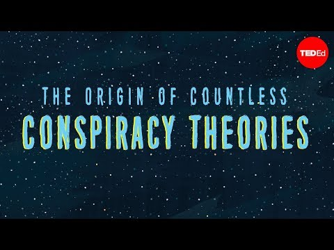 The origin of countless conspiracy theories - PatrickJMT