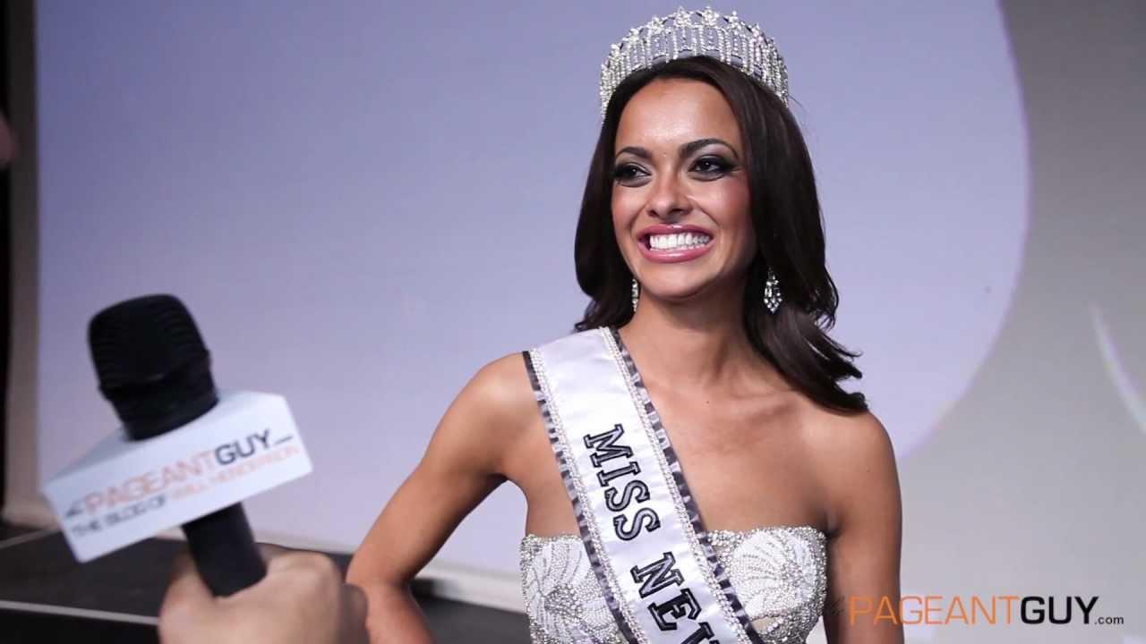 Miss Nevada Jade Kelsall could lose crown after posting