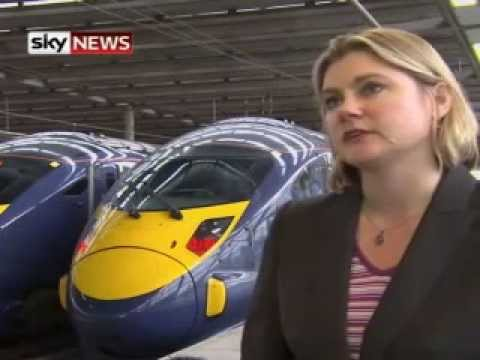 Government Gives High Speed Rail Link The Green Light