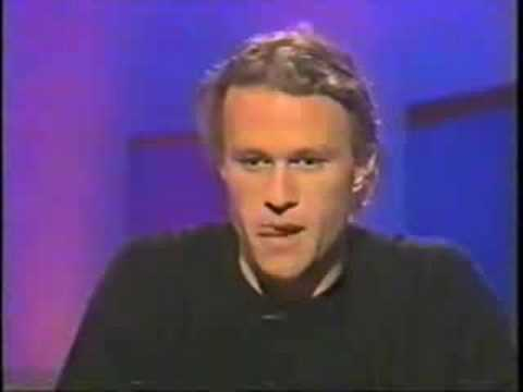 HEATH LEDGER on Ray Martin Show 2001