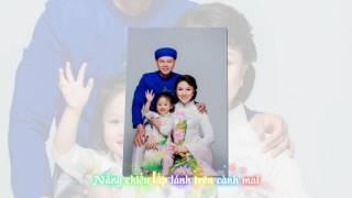 NHƯ HOA MÙA XUÂN [ PHAN ĐINH TÙNG ] Lyrics Video