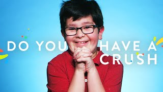 Do you have a crush on someone? | 100 Kids | HiHo Kids