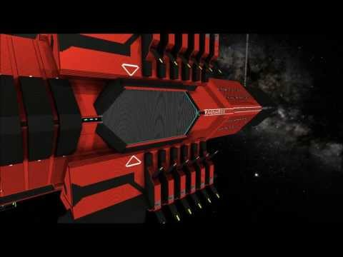 Starmade biggest ship? TDN_Omega_Ragnarov Review
