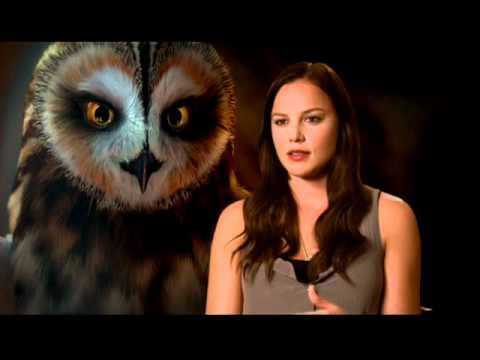 Interview with Abbie Cornish for Legend of the Guardians