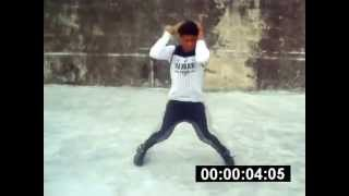 Blaze krump dance video to phyno's latest song yayo