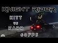 Knight Rider (2008)   KITT Vs KARR [60fps]