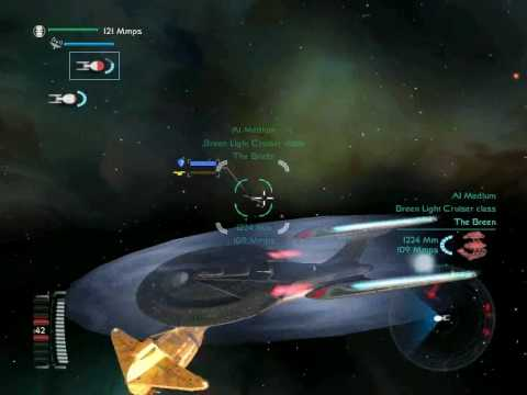 Star trek legacy sovereign vs prometheus