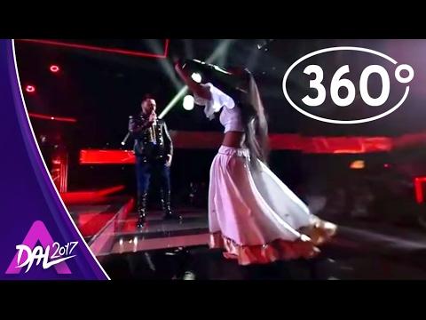 Pápai Joci - Origo - A Dal 2017 (Multicam 360° Videó)