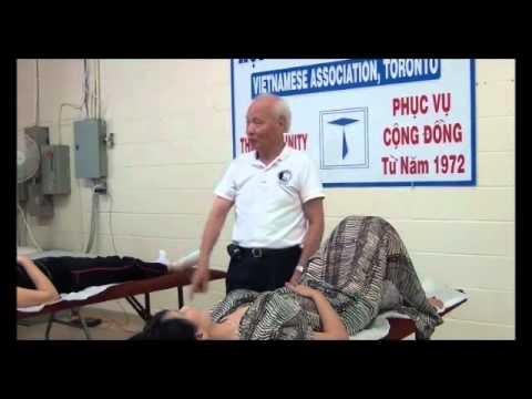 Bệnh đau nhức, đầu, lưng, xương, do áp huyết cao hay thấp 31Jul11