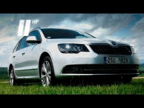Skoda Superb II 2013.