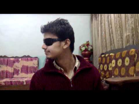 Mujhe Raat Din Bas Mujhe Chahti Ho Full Song Sangharsh By Aaris...