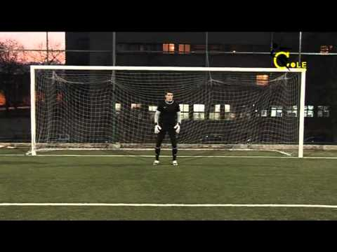 RASTKO SULJAGIC GOALKEEPER TRAINING