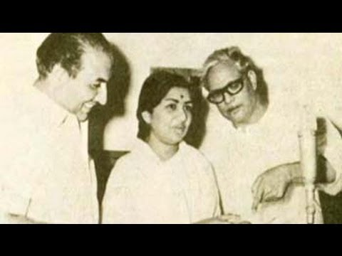 Lata Mangeshkar revives feud with Rafi