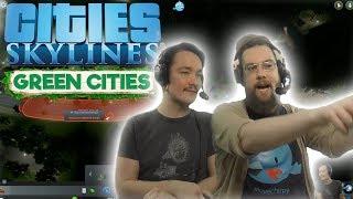 "Cities: Skylines - ""Green Cities Release Party"" - Week 8"