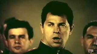 """Song of the Volga Boatmen"" - Leonid Kharitonov & Russian Red Army Choir"