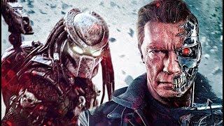 El Mundo de Predator y Terminator es el Mismo!