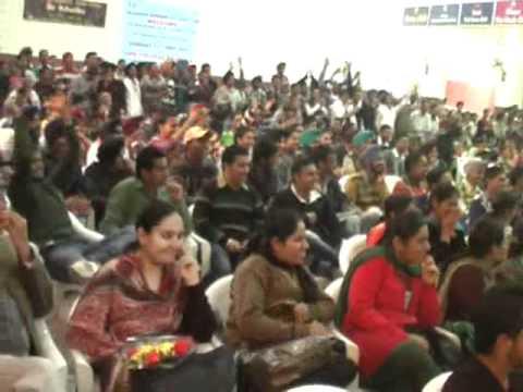 Pure Punjabi Promotional Tour in PMN College Rajpura Organized...