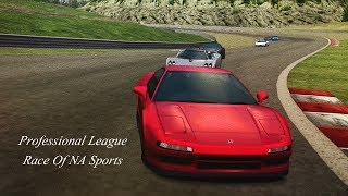Gran Turismo 3 - Professional League - Race Of NA Sports