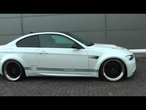 BMW E92 335I WIDEBODY KIT/M3 CONVERSION BY PRIOR DESIGN