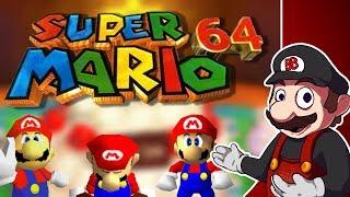 Super Mario 64 - Text To Talk Finale