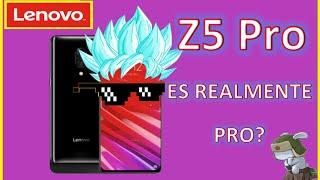 Lenovo Z5 Pro, será??