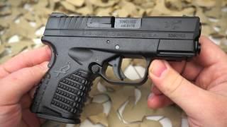 Springfield XDS 9mm Compact Carry Pistol Post Recall Review - Texas Gun Blog