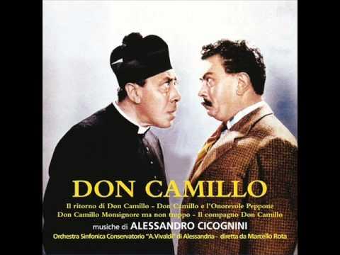 Don Camillo tema
