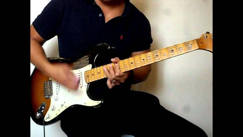 John frusciante guitar