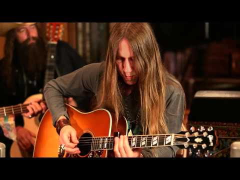 Blackberry Smoke - Ain't Much Left Of Me from Southern Ground Studios (Acoustic)