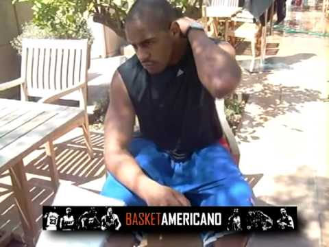 Arron Afflalo interview/ 10-Aug-2012 /BasketAmericano.com