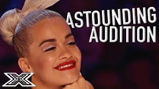 DOG Gets Through Before Contestant? ASTOUNDING Audition on the X Factor UK!   X Factor Global