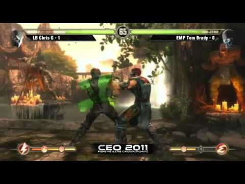 CEO 2011 - Mortal Kombat 9 - Grand Finals (part 1)