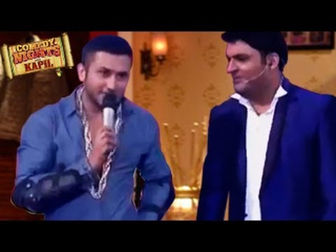 Yo Yo Honey Singh  on Comedy Nights with Kapil 21st June 2014 FULL EPISODE HD