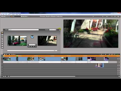 Using Transitions - Pinnacle Studio Tutorial - Basic Video Editing Class