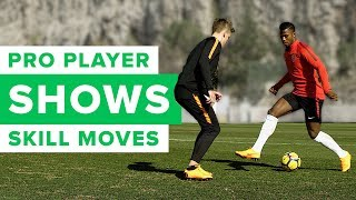 PRO PLAYER Football Skills and Dribble Moves