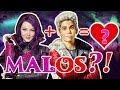 DESCENDANTS 2 🍎 MAL and CARLOS LOVE STORY?! 💞