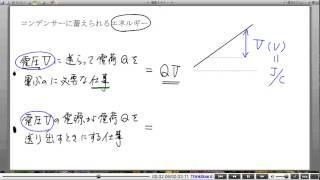 高校物理解説講義:「コンデンサー」講義17