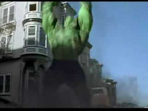 The Incredible Hulk - Full Movie video