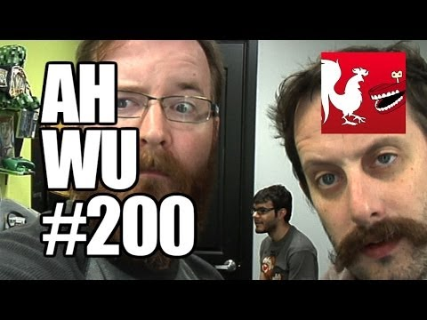 Achievement Hunter Weekly Update #200 (Week of February 10, 2014)