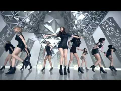 Girls' Generation The Boys Music Video